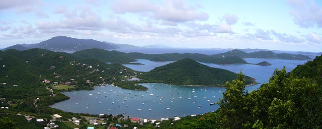 Coral Bay St John Virgin Islands